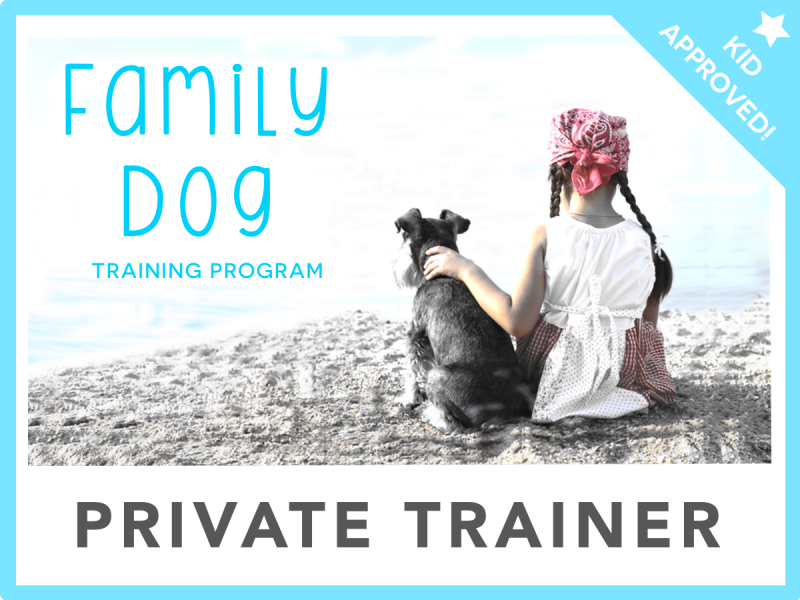 Family Dog U.S.A. prive trainer